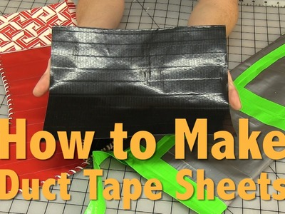 Will You Use Duct Tape Sheets In Your Next DIY Craft Tape Project?