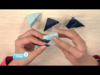 3345 How To Fold an Origami Cycle