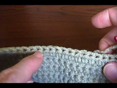 Back to Basics Crochet: Half-Double crochet 2