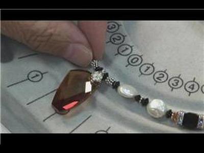 Beading Tips & Techniques : Techniques for Bead Pendant Necklaces