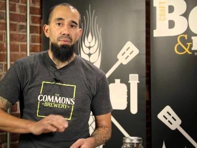 Craft Beer & Brewing Adding Flavors to Beer Video excerpt