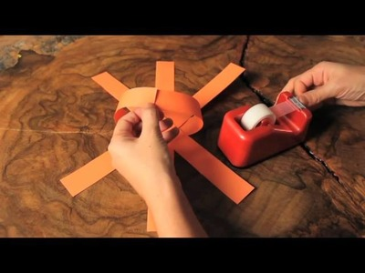 Craft Club's Paper Pumpkin Craft