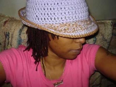 Crochet Hats and Purses