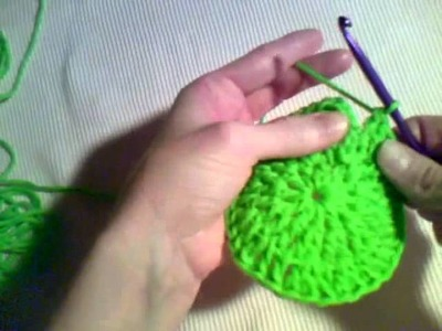 How to Crochet - Slip Stitch to Join