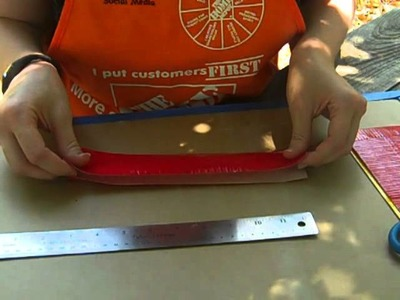 How-To Make A Duct Tape Wallet - The Home Depot