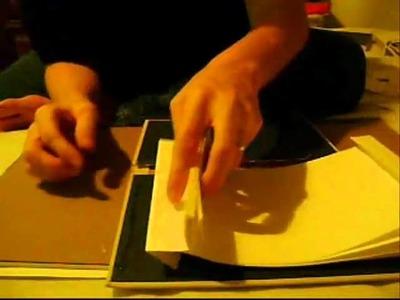 How to Make an Accordion Folder