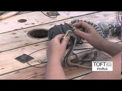 Knitting Tutorial | Brioche Stitch | TOFT