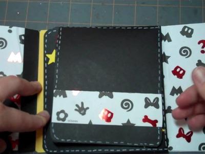 Let's Get Crafty: Episode #23: Disney Mini Album