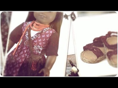 LibertyJane Outback Libby: Killara for American Girl Doll