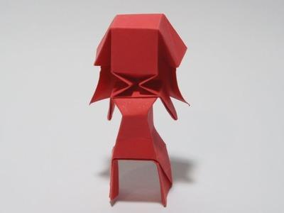 Origami Bloxy - Little Girl (Jo Nakashima) - Remake