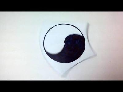 Origami Spinning Top (Yami Yamauchi)
