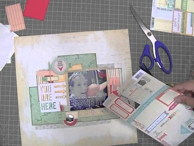 Scrapbooking Process: You are here