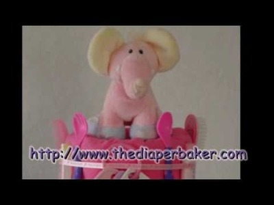The Diaper Baker - Best Place For Diaper Cakes