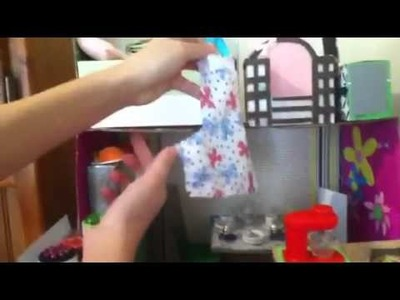 Tour of my doll crafts