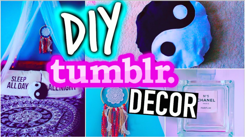 Tumblr Inspired Room Decor with HayleyWi11iams!
