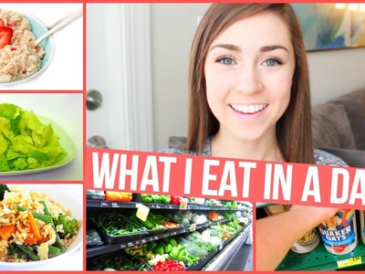 What I Eat In A Day! | Vlog, Haul, & More!