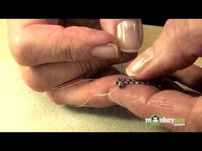 Beading Basics-Brick Stitch