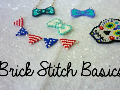Brick Stitch Basics ¦ The Corner of Craft