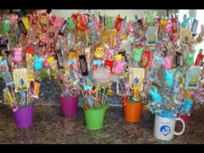 Candy craft ideas