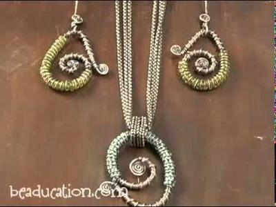 Continuum Earrings Online Class Preview