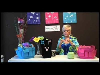 Crochet Jewelry 2 with Mary Taylor