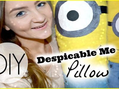 DIY: Despicable Me Pillow