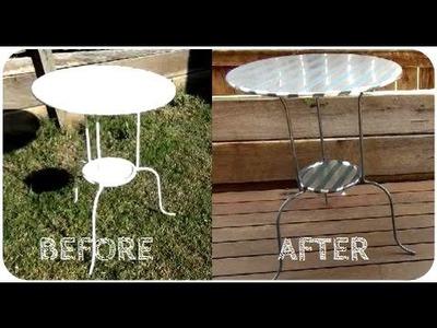 DIY Makeover: Ikea Bedside Table