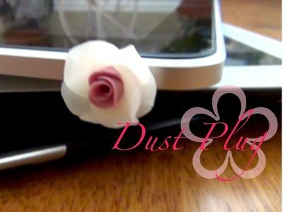 DIY: MeiIris' Dust Plug