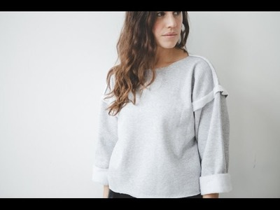 DIY minimal top - 3 designs alternatives!