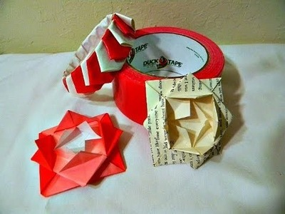 Diy-Tutorial:Valentines Duct Tape Pet Collar