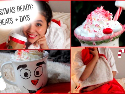Get Holiday.Christmas Ready: Tips, DIY's + MORE