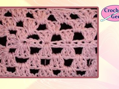 Granny Square Crochet Rectangle - Crochet Geek
