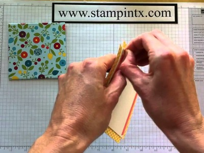 How to Create a Star Book. Mini Scrapbook