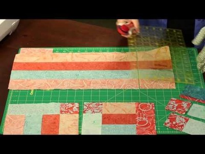 How to Make This Quilt: Tempo table runner