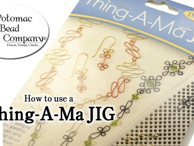 How to Use Thing-A-Ma JIG for Wire Working