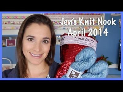 Jen's Knit Nook: April 2014