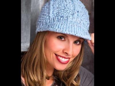 More Than a Dozen Hats & Beanies Knitting Book Preview