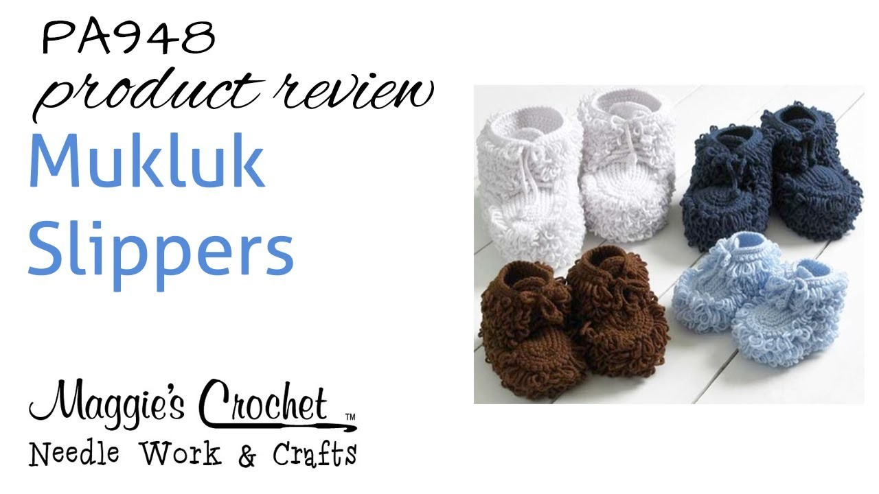 Mukluk Slippers - Product Review PA948