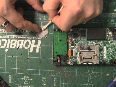 Nintendo DSi D-Pad Repair DIY HD