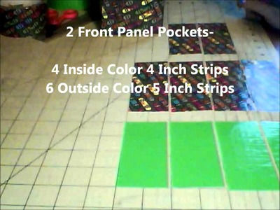 Organizing with Duct Tape Series - Craft Caddy Tutorial