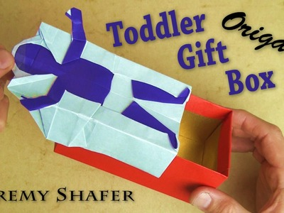 Origami Toddler Gift Box (no music)