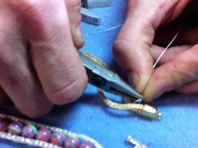 PART ONE: SilverSilk Capture Wrap Bracelet