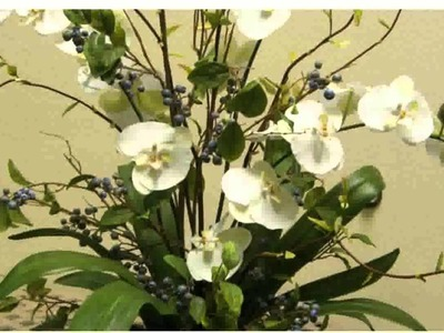 Silk Flower Arrangement Ideas -  Decoration Pictures