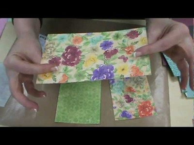 Sizzix, Tim Holtz, Core'dinations. What Paper for Embossing by Scrapbooking Made Simple