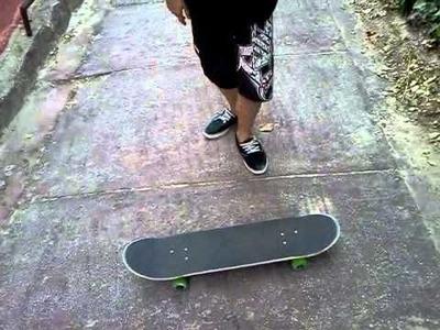 Tuto skate - comment faire un craft ( invention)