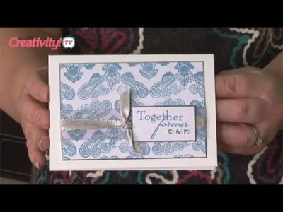 Wedding Stationery Ideas | docrafts Creativity TV