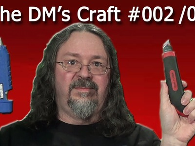Craft your own cave tiles quickly and cheaply for D&D (the DM's Craft, Ep 2, p2)