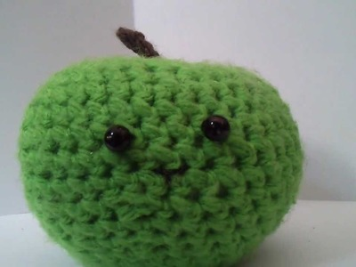 Crochet Amigurumi Apple Review