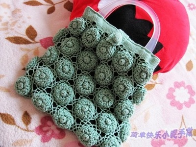 Crochet| Bag Simplicity Patterns 7