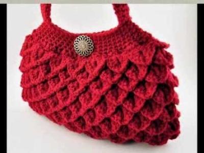 Crochet Beautiful Bags